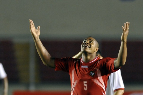 Futbol - jugador Panama