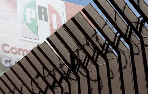 México - Foto sede PRI
