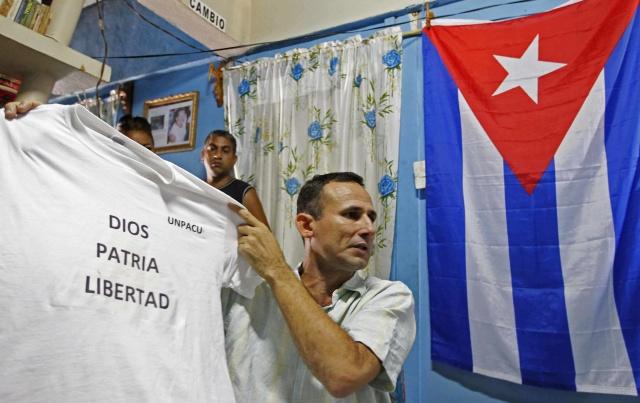 disidente cubano