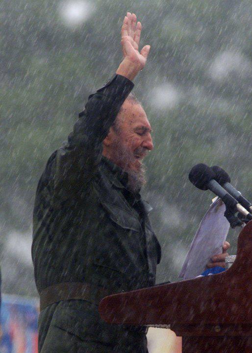 Fidel, mi padre - #Feliz87Fidel
