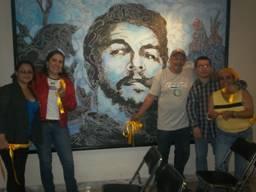 Fotos EmbaCuba Mexico - Listones Amarillos Solidaridad (4)