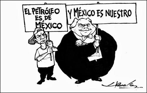 """""""Pequeña aclaración"""". Cartón del monero Hernández."""