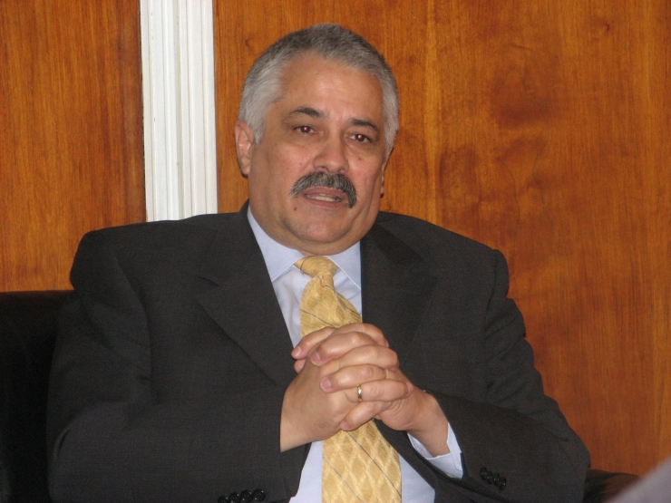 Dagoberto Rodríguez Barrera, embajador de Cuba en México (Foto: Alberto Buitre / buitre.mx)