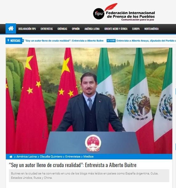 MENCIONES DE PRENSA - FIPUPRESS COLOMBIA